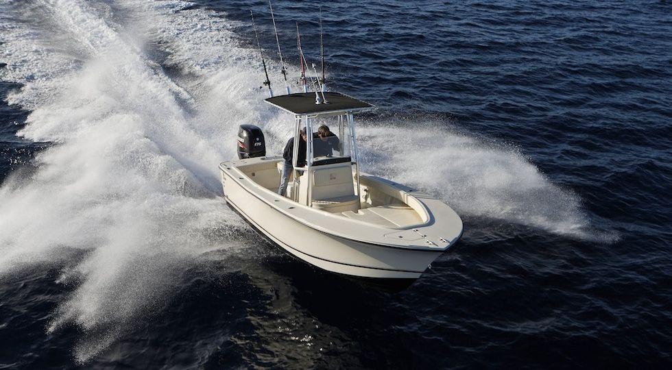 Fisherman AL CUSTOM AL21. Andrea Lia fishing boats