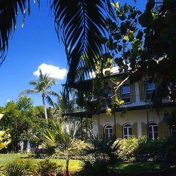 La casa del premio Nobel Ernst Hemingway alle Keys.