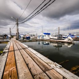 L'estate nel North West Pacific è troppo corta e non ci si può permettere il lusso di perdere una giornata di pesca: uscita ad allunghi