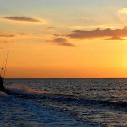 Fisherman AL CUSTOM AL30 in navigazione