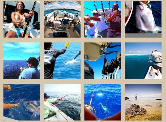 fisherman in azione: immagini dal mondo