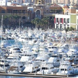 Cabo San Lucas, forse la baia più famosa al mondo: grandi fisherman e grandi pescate.