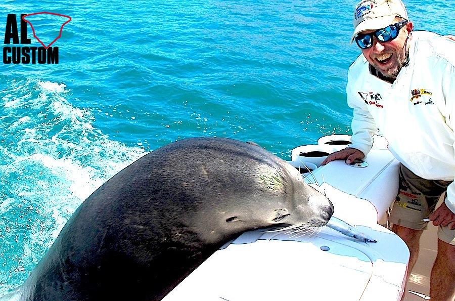 Cabo San Lucas: fisherman di ogni tipo e incontri particolari nella patria del Big Game.