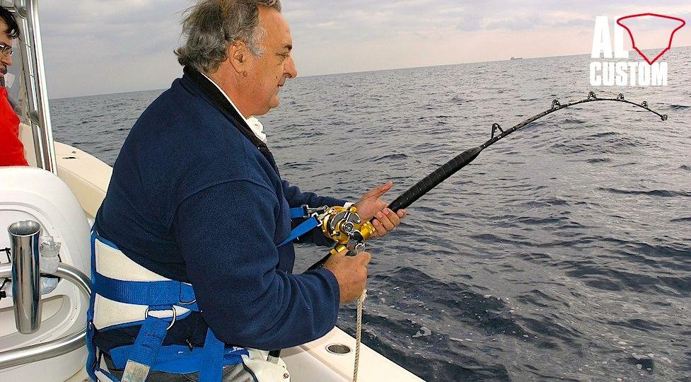 Fisherman, angler e skipper