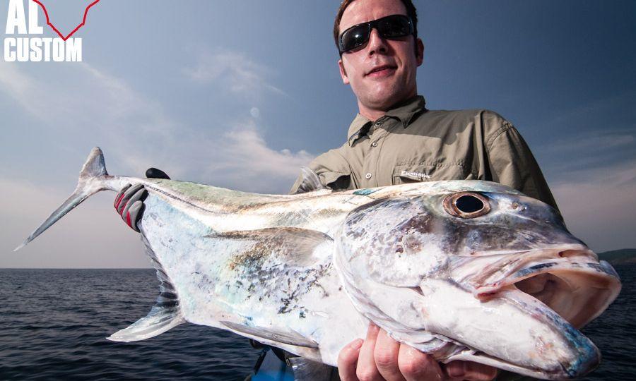 FISHING ATTITUDE - African Pompano (Demo)