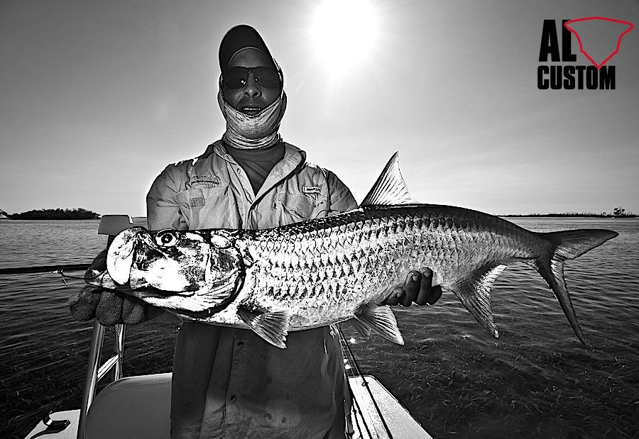 Tra i grandi protagonisti di quella letteratura che tanto invidiamo ai moschisti, i tarpon rappresentano l'elite dei pesci da flats.
