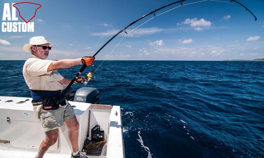 Per il fisherman la pesca ai GT è spesso molto impegnativa anche dal punto di vista fisco.
