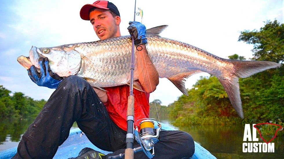 Tarpon, for anglers, is a true icon of sport fishing