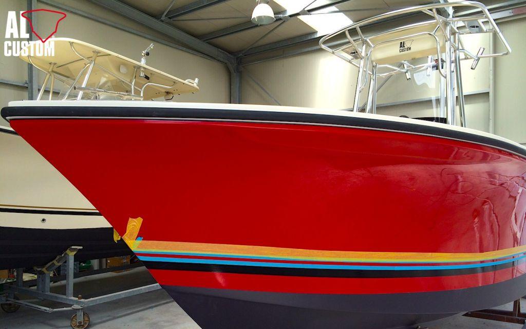AL CUSTOM AL21, Croatia Boat Show di Spalato