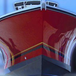 AL CUSTOM AL21 sport fishing boat. I fisherman del cantiere di Andrea Lia.