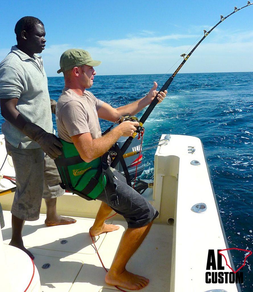 AL CUSTOM AL30 fishing boat. Il fisherman di Andrea Lia.