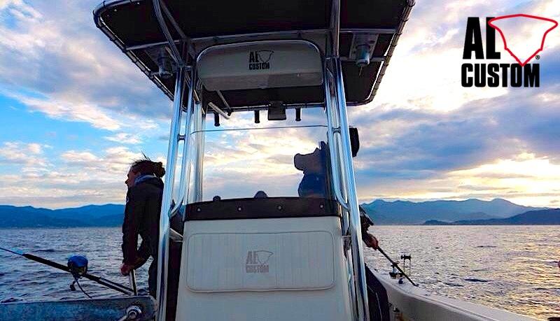 "AL21 ""Hottuna"": AL CUSTOM fisherman in action in Eatern Liguria's waters"