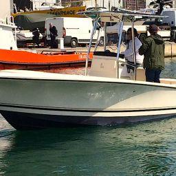AL CUSTOM AL21, fishingboat in carbonio ad alte prestazioni.