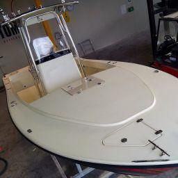fishingboat AL CUSTOM AL21 versione Cuddy