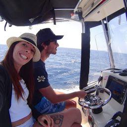 Fishing Boat ALCUSTOM AL21: Liguria di Levante, bolentino di profondità