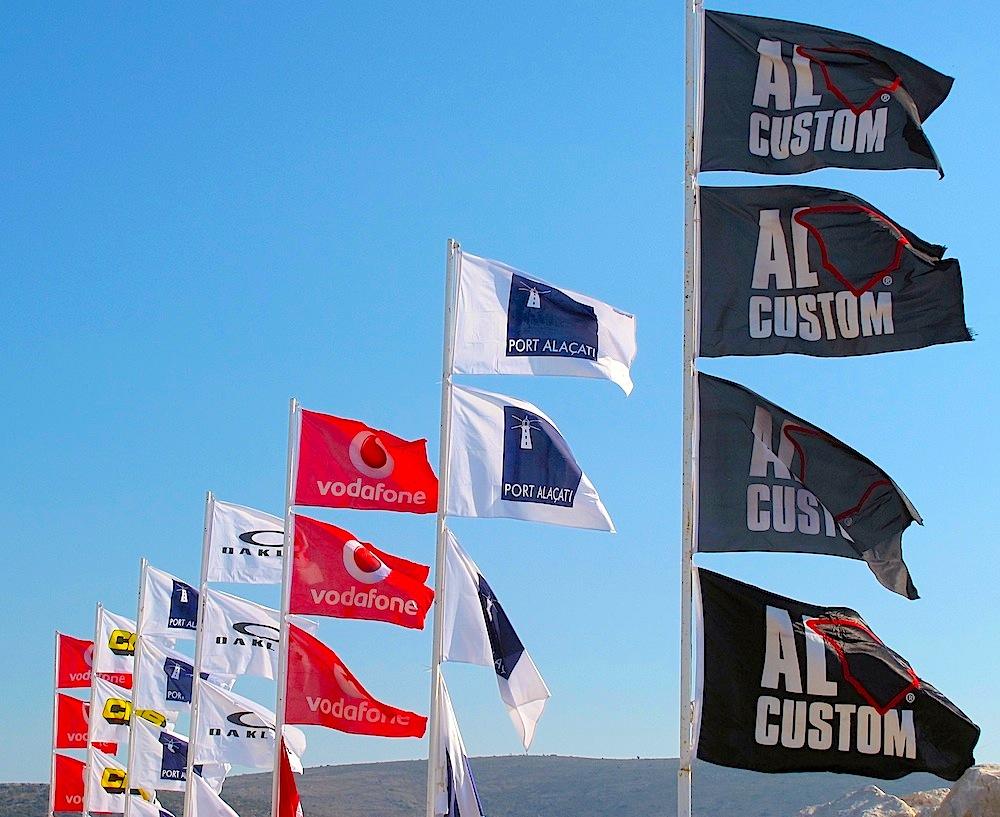 Alaçati international Fishing Tournament 2015: ALCUSTOM main sponsor