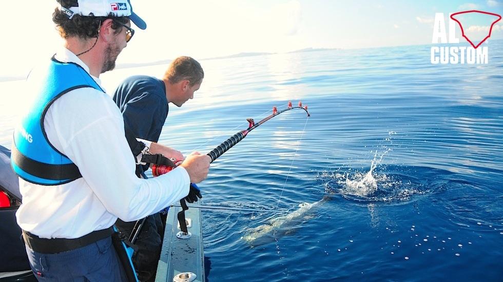 In Mediterraneo esiste un progetto di tagging al tonno rosso per valutarne una pesca sostenibile.