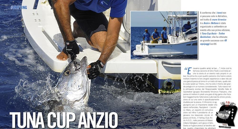 Drifting al tonno: Tuna Cup Anzio, gara di drifting al tonno nel Tirreno