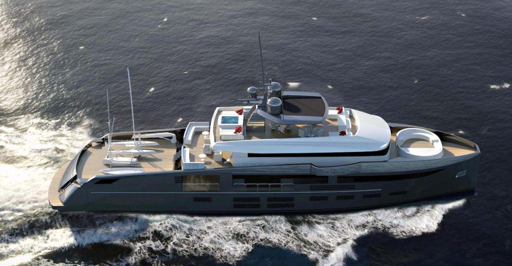 Nemo 44: lo yacht ideato da Aldo Manna, disegnato da Fulmio De Simoni e prodotto dal cantiere francese Ocea