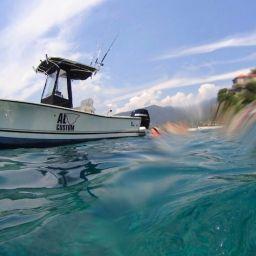 fishing boat ALCUSTOM AL21: sportfishing boat realizzata in carbonio.
