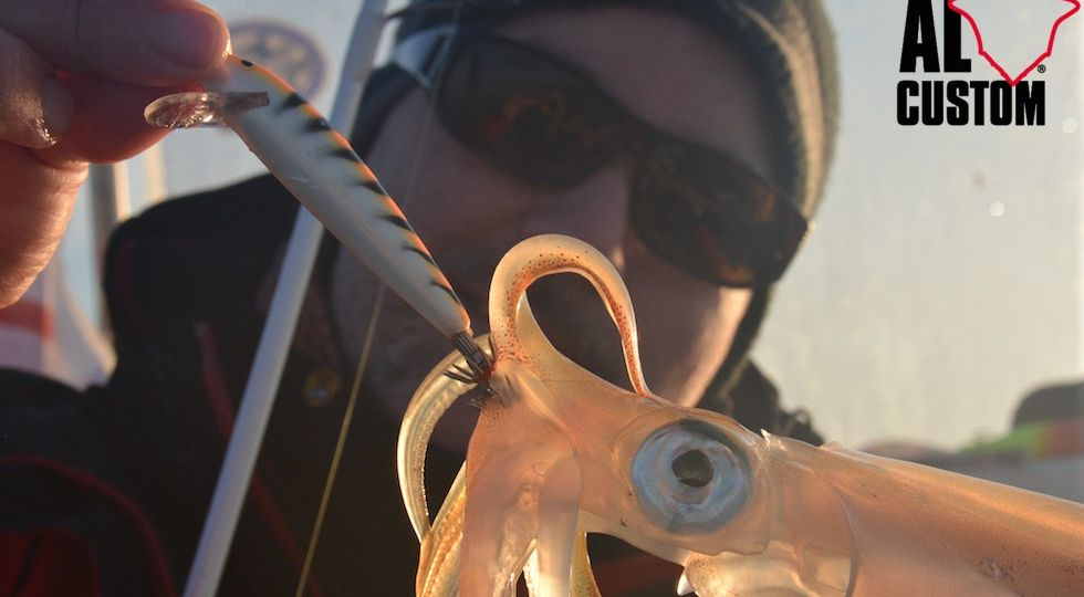 Minnow squid: esche artificiali per pescare, a traina o a spinning, i calamari.