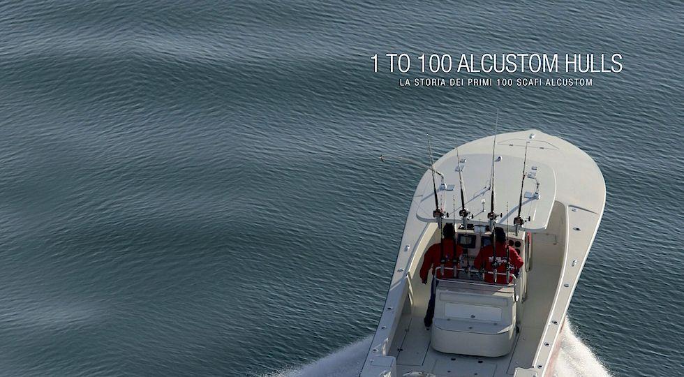 ALCUSTOM fishing boats, barche da pesca in fibra di carbonio.