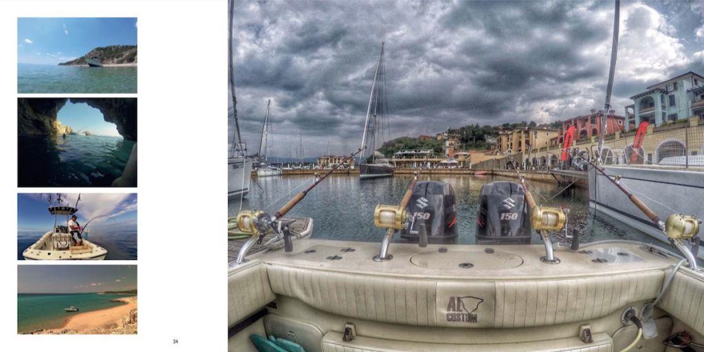 fishing boats ALCUSTOM: AL19, AL21, AL25 e AL30