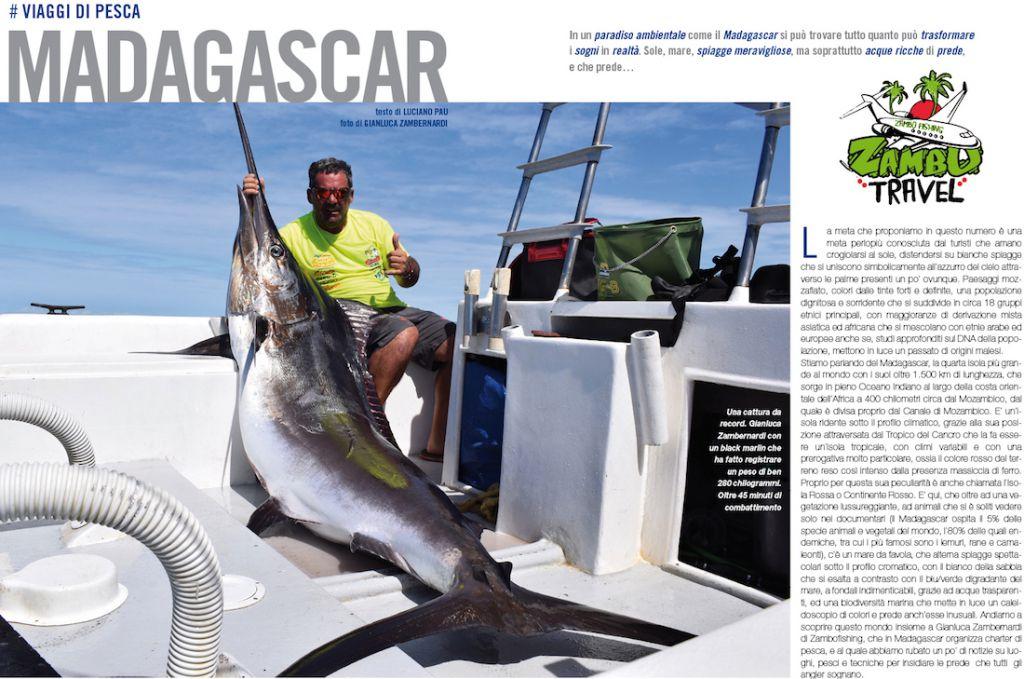 Viaggi di pesca nel mondo: a pesca in Madagascar